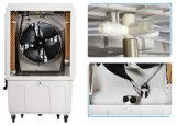 Kleiner beweglicher Luft-Kühlvorrichtung-Standplatz-Verdampfungsklimaanlagen-Kühlvorrichtung-Ventilator