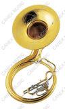 Sousaphone principal de la laque C d'or (TUS-120L)