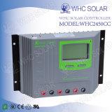 Le contrôleur PWM 12V50A de chargeur de panneau solaire autoguident le contrôle