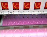 Máquina de acolchado de bordado para prendas de vestir