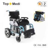 [توبمدي] [هيغقوليتي] يطوي [إلكتريك بوور] كرسيّ ذو عجلات لأنّ يعاق [ديسبل بيوبل]