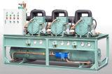 Compresor BITZER /de la unidad de condensación.