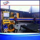 Плита CNC пламени плазмы газа Gantry с автоматом для резки трубы