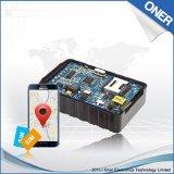 Perseguidor secreto do GPS com alarme do corte de energia do carro