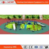 HD2017 im Freien kleines Garten Art-Kind-Park-Spielplatz-Plättchen (HD-MZ018)