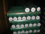 Estera negra del control de Weed del color con las Líneas Verdes