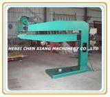 Papel corrugado Manual de grapado máquina de costura