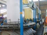 Plastikmassenbeutel, der Maschine herstellt