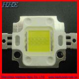 10W blanco 16-17V La iluminación exterior LED de alimentación con RoHS aprobado (HH-10BM1AW25-M)