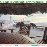 Vuurvast Kunstmatig Afrika met stro bedekt Met stro bedekte Binnenplaats van de Eilanden van het Plattelandshuisje van Hawaï van de Staaf van Bali Tiki van het Dak de Synthetische Met stro bedekte Toevlucht