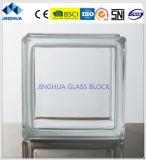 Dubbele Ster ontruimt de Van uitstekende kwaliteit van Jinghua de Baksteen/het Blok van het Glas van 190X190X80mm