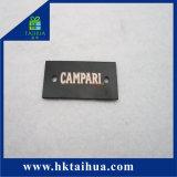 Di piastra metallica di alluminio di piastra metallica su ordinazione della lamina di metallo delle parti con il marchio