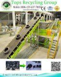 재생하는 폐기물 타이어 재생하는 선 /Waste 타이어 분쇄 선 제조자 분쇄