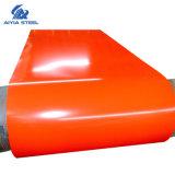 Lamiera di acciaio ondulata rivestita di colore lucido PPGI di Aiyia
