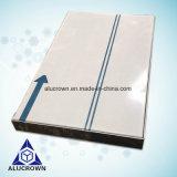 Пвдф белый цвет ячеистой алюминиевой панели для панели на кухне