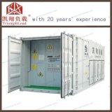 480V 4500kVAの発電機テストのための抵抗反応負荷バンク