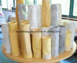Antiestático de alta calidad de la bolsa de filtro de polvo de poliéster