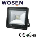 30W SMD LED Sanan Holofote quadrados com marcação RoHS AEA