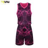 Drifit Custom European Basketball Uniforms Design