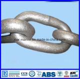 Cavi Chain dell'acciaio legato per la catena Hot-DIP di galvanizzazione della catena d'ancoraggio di Studless della nave
