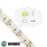 Striscia flessibile dell'indicatore luminoso di SMD 2216 300d 24W/M LED