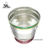 Contenitore impaccante promozionale popolare del barattolo di latta del metallo da 17 litri