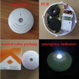 LEDライトが付いている熱い販売9V光電スタンドアロン煙探知器