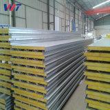 Resistente al agua a la moda de la luz de ahorro de energía de la estructura de acero de pared o panel de la prueba con un bajo coste