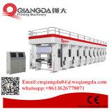 Sette stampatrice di incisione del motore BOPP/Pet