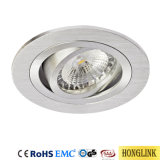 3W IP23 LEIDENE Downlight van Downlight van de MAÏSKOLF Regelbare Slanke Downlight