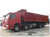 Autocarro con cassone ribaltabile del ribaltatore di HOWO Heavytruck 371HP Dumptruck per il servizio Nigeria/della Liberia