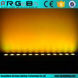 LED 단계 빛4 에서 1 12LEDs 10W RGBW