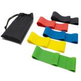 Mini-banda de loop de resistência física Exercício Musculação Bandas de energia