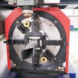 Fabricante profesional de la hoja de metal de fibra láser &Ronda Máquina de cortar el tubo cuadrado