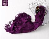 Cashmere Pashmina moda inverno quente suave Cachecol cachecóis mulheres pendão