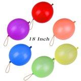 18 Duim van het Jonge geitje van de Ballons van het Latex van de stempel voor de Ballon van het Ponsen van de Spelen van de Pret van de Partij