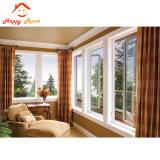 Incombustible antirrobo de alta calidad de Aluminio y ventanas de aluminio