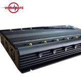 14 Stoorzender van het Signaal van de Macht van banden de Regelbare Mobiele, Blocker van het Signaal voor Al 2g, 3G, 4G Cellulaire Banden, Lojack 173MHz. 433MHz, 315MHz GPS, wi-FI, VHF, UHFStoorzender