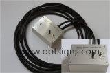 Optraffic Control remoto de la señal de carretera Solar LED direccionales Vertical-Mast Arrowboards