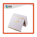 Frascos de perfume de lujo personalizado Caja de papel, magnético cerrado de cartón Caja de regalo