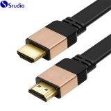 OEM 1m ~30m de Goud Geplateerde Mannetje aan Mannetje HDTV HDMI Steun Van uitstekende kwaliteit 3D 4K 1080P van de Kabel