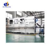 5 bouteille PET de la litière d'eau minérale de ligne de production/5L 10L plafonnement de la machine de remplissage de rinçage