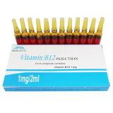 De Injectie van de vitamine B12, I.M./I.V.