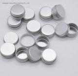 5g, 10G, 15G, 30G, 40G, 60G, 80G, 120G, 150g de meilleure qualité cosmétique Jar en aluminium
