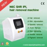 N6c de Geavanceerde Machine van de Verwijdering van het Haar van Shr van de Technologie van Shr IPL Permanente