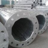 Tubulação de aço galvanizada Q345 Pólo