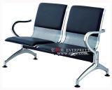 공중 공항 기다리는 의자, 금속 병원 기다리는 의자