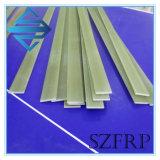 長続きがするGRPのファイバーガラスのガラス繊維のフラットバーのストリップ