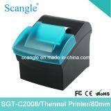 Etiqueta de 80mm Impresora térmica POS Sargento801
