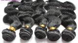 等級5Aのバージンの人間の毛髪の織り方のブラジルの毛の織り方ボディ波の毛